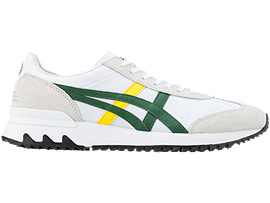 CALIFORNIA 78 EX, WHITE/HUNTER GREEN