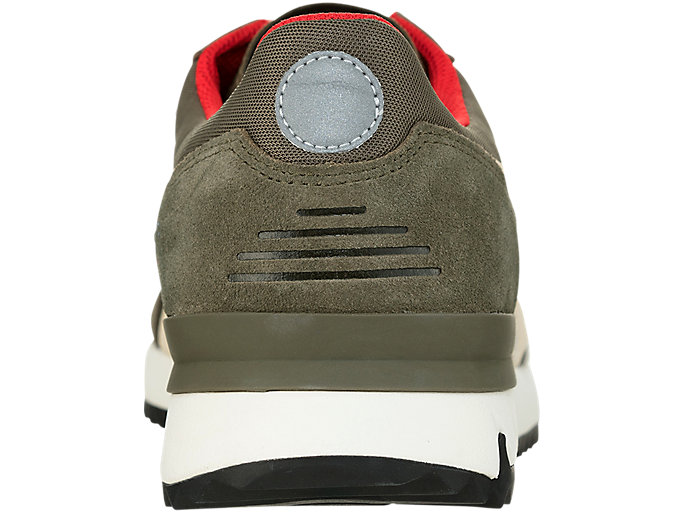 Back view of CALIFORNIA 78™ EX, DARK OLIVE/VANILLA