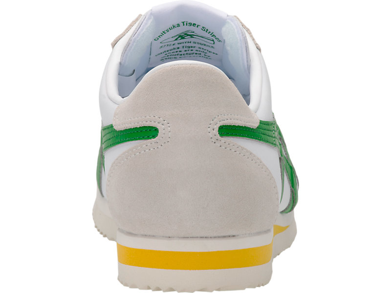 TIGER CORSAIR WHITE/GREEN 25 BK
