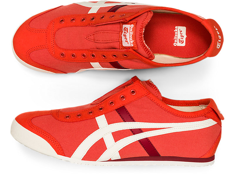 MEXICO 66 SLIP-ON RED SNAPPER/BIRCH 29 Z