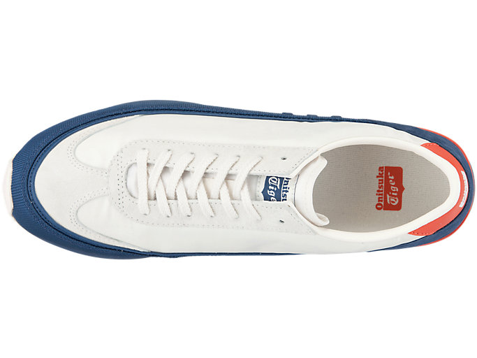 Top view of HSINTI™, CREAM/INDEPENDENCE BLUE