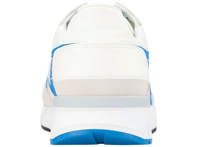 Back view of REBILAC™ RUNNER, CREAM/DIRECTOIRE BLUE