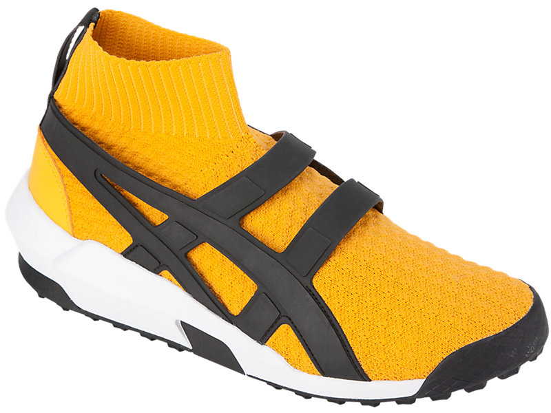 AP KNIT TRAINER TIGER YELLOW/BLACK 5 FR