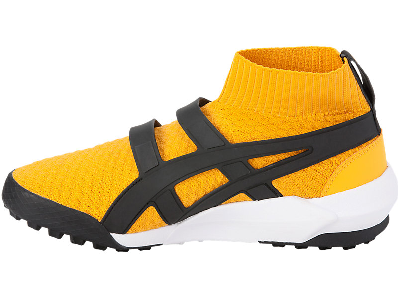 AP KNIT TRAINER TIGER YELLOW/BLACK 13 LT