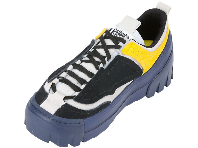 CHUNKY RUNNER LO BLACK/GLACIER GREY 9 FL