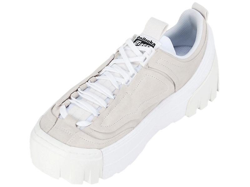 CHUNKY RUNNER LO WHITE/WHITE 9 FL
