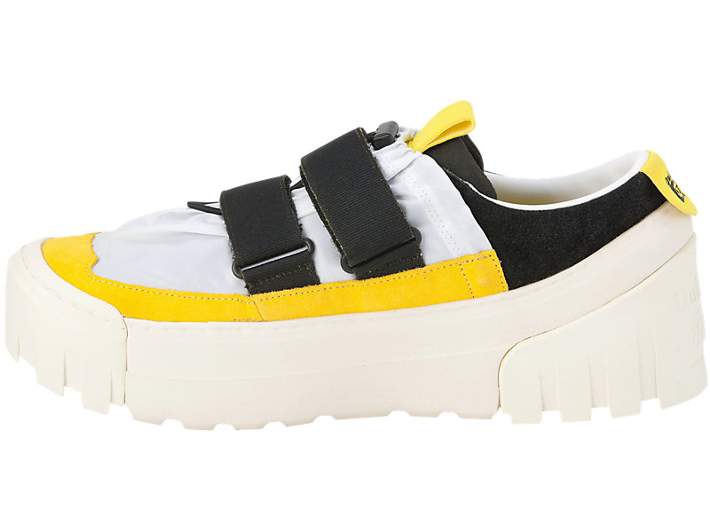 CHUNKY SLIP-ON WHITE/VIBRANT YELLOW 13 LT
