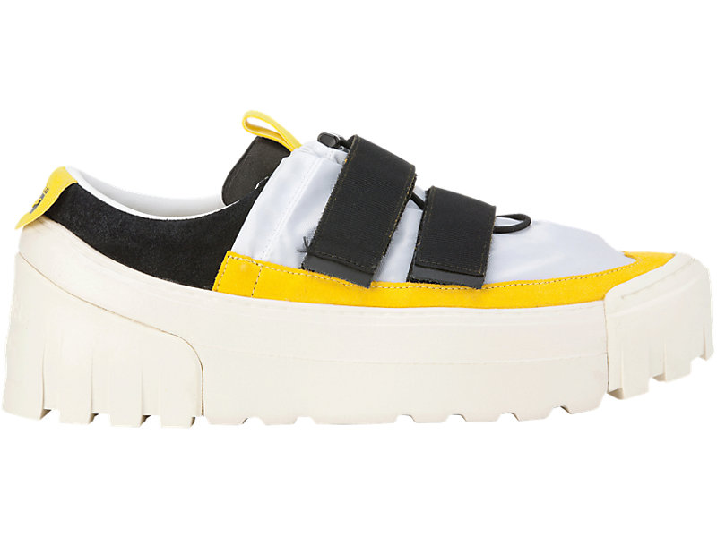 CHUNKY SLIP-ON WHITE/VIBRANT YELLOW 1 RT