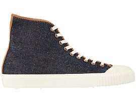 Right side view of OK BASKETBALL™ MT, INDIGO DENIM/INDIGO DENIM