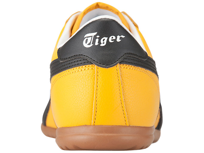 Back view of TAI-CHI-REB, TIGER YELLOW/BLACK
