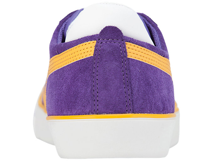 Back view of Fabre Bl-S 2.0, VIOLET/TIGER YELLOW
