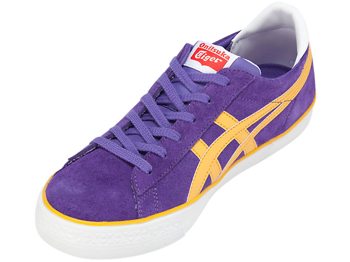 Front Left view of Fabre Bl-S 2.0, VIOLET/TIGER YELLOW