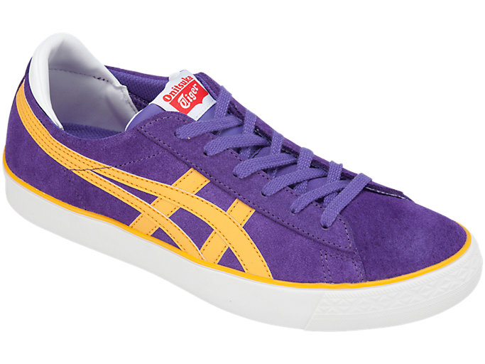 Front Right view of Fabre Bl-S 2.0, VIOLET/TIGER YELLOW