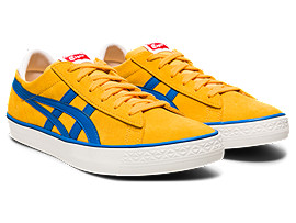 Front Right view of Fabre Bl-S 2.0, TIGER YELLOW/DIRECTOIRE BLUE