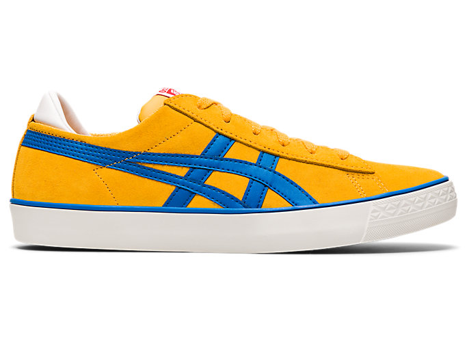 Right side view of Fabre Bl-S 2.0, TIGER YELLOW/DIRECTOIRE BLUE