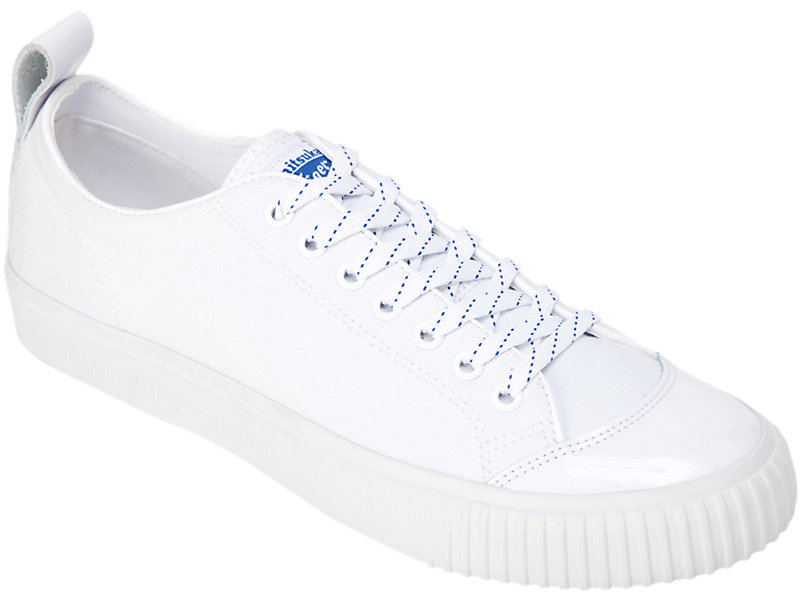 OK BASKETBALL LO WHITE/WHITE 5 FR