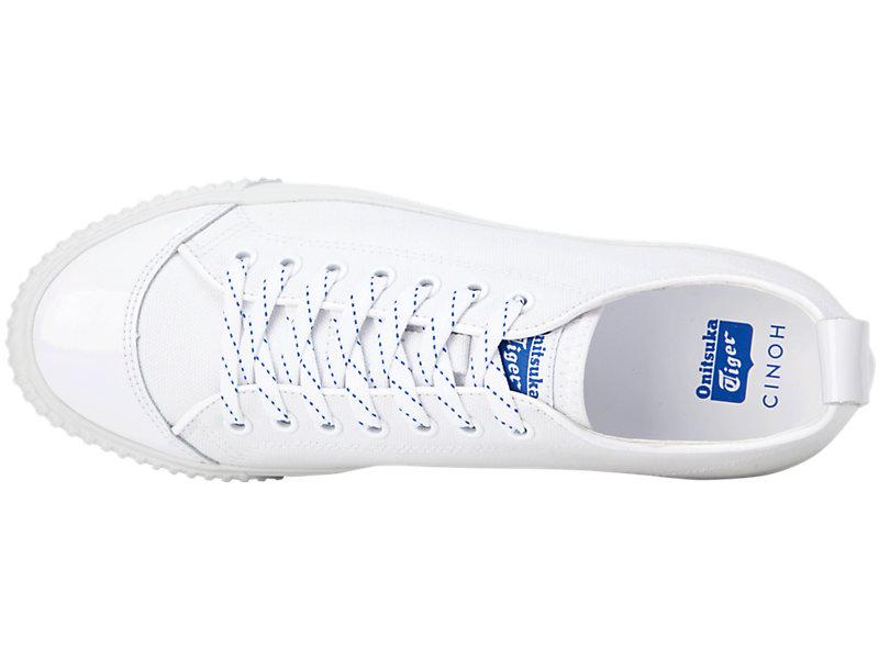 OK BASKETBALL LO WHITE/WHITE 21 TP