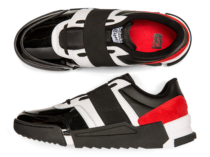 D-TRAINER BLACK/CLASSIC RED 29 Z