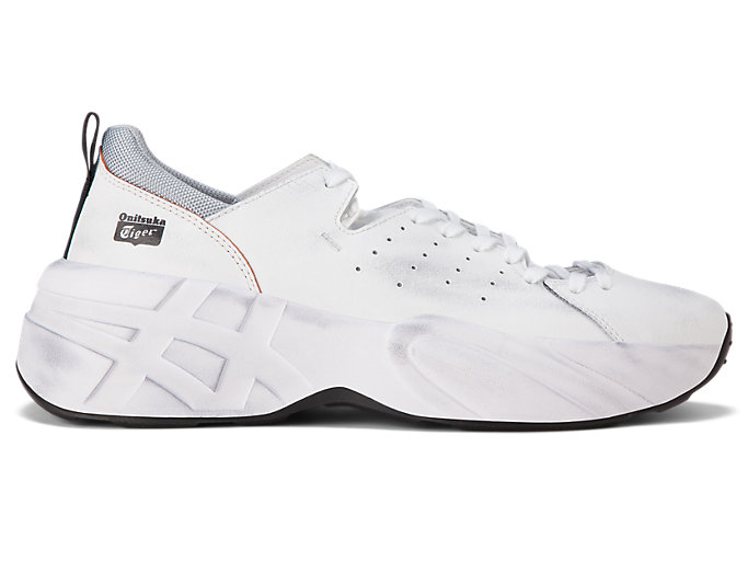Right side view of P-TRAINER OP, WHITE/WHITE