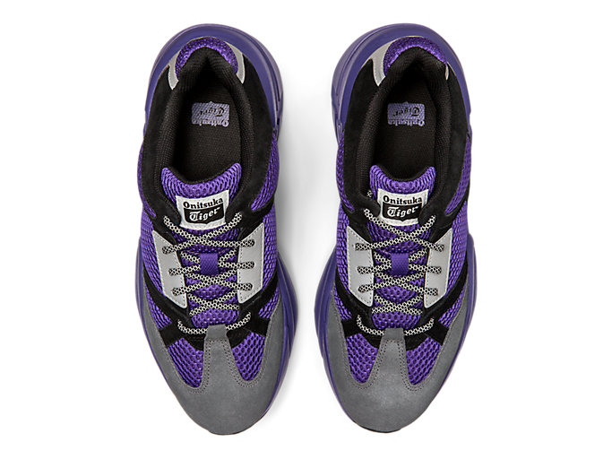 Top view of P-Trainer, GENTRY PURPLE/CARRIER GREY