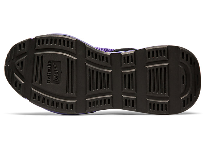 Bottom view of P-Trainer, GENTRY PURPLE/CARRIER GREY