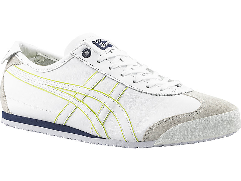 MEXICO 66 WHITE/NEON LIME 5 FR