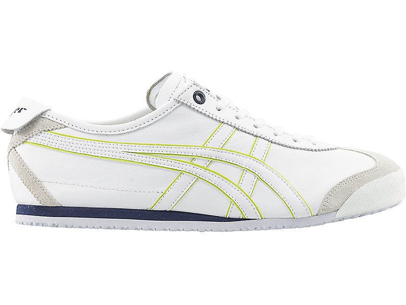 MEXICO 66 WHITE/NEON LIME 1 RT