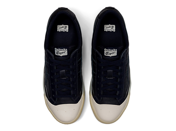 Top view of Fabre Classic Low Top, MAKO BLUE/MAKO BLUE