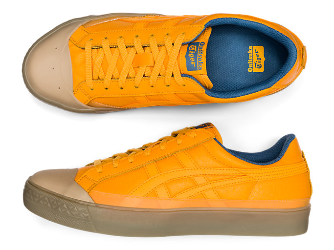 Alternative image view of Fabre Classic Low Top, TIGER YELLOW/TIGER YELLOW