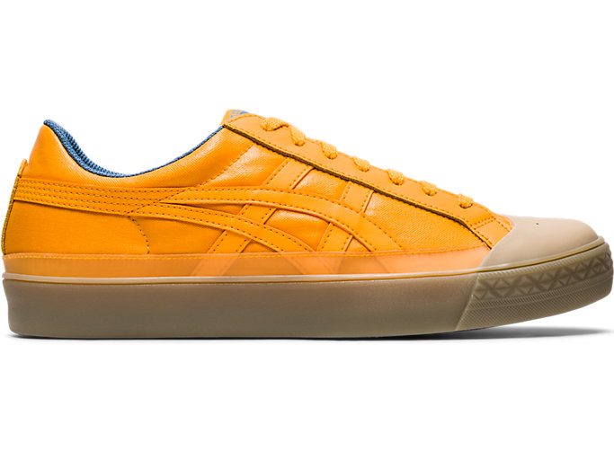 Right side view of Fabre Classic Low Top, TIGER YELLOW/TIGER YELLOW