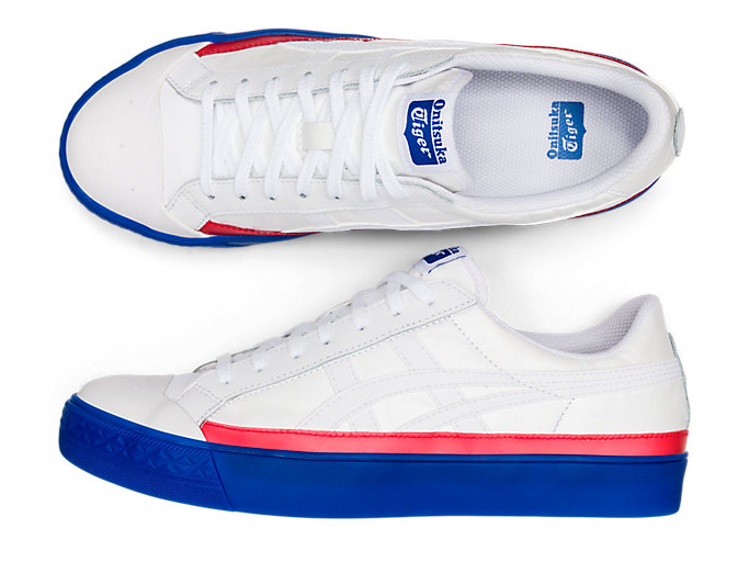 Alternative image view of Fabre Classic Low Top, WHITE/WHITE