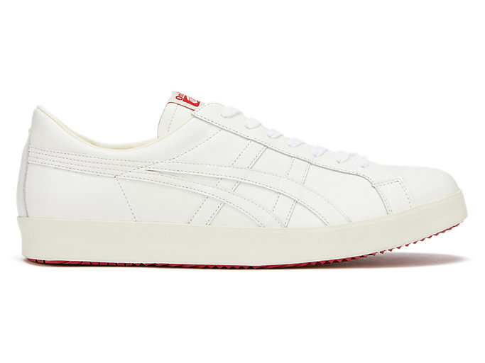 Right side view of Fabre, WHITE/WHITE