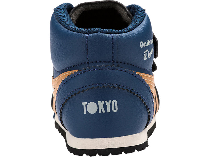 Mexico Mid-Runner TS MIDNIGHT BLUE/CARAVAN 25 BK