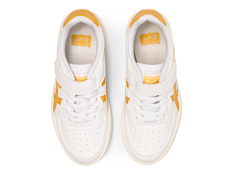 GSM PS WHITE/TIGER YELLOW 21 TP