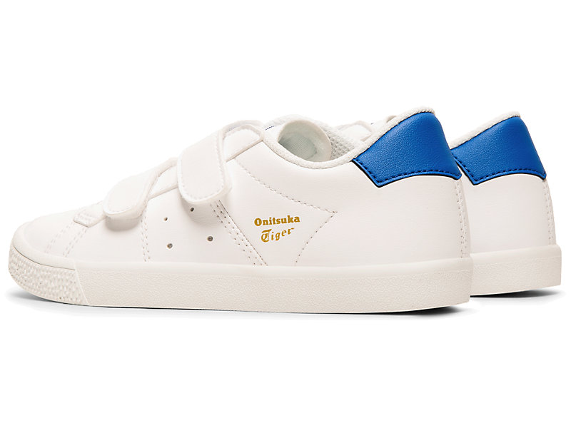 LAWNSHIP PS WHITE/FREEDOM BLUE 9 FL