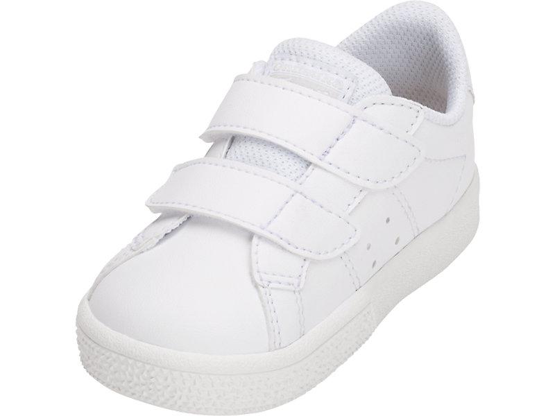 LAWNSHIP TS WHITE/WHITE 9 FL