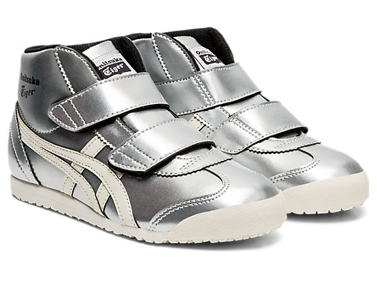 MEXICO Mid Runner PS WHITE/SILVER
