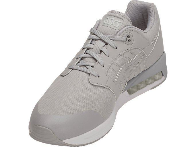 Front Left view of GEL-SAGA SOU, MID GREY/MID GREY