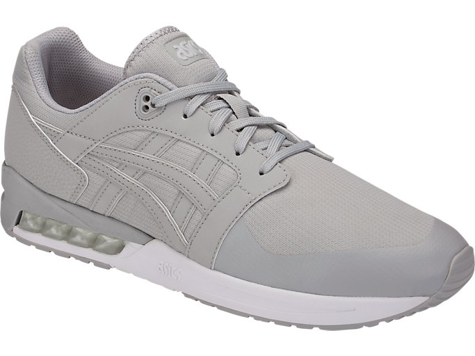 Front Right view of GEL-SAGA SOU, MID GREY/MID GREY
