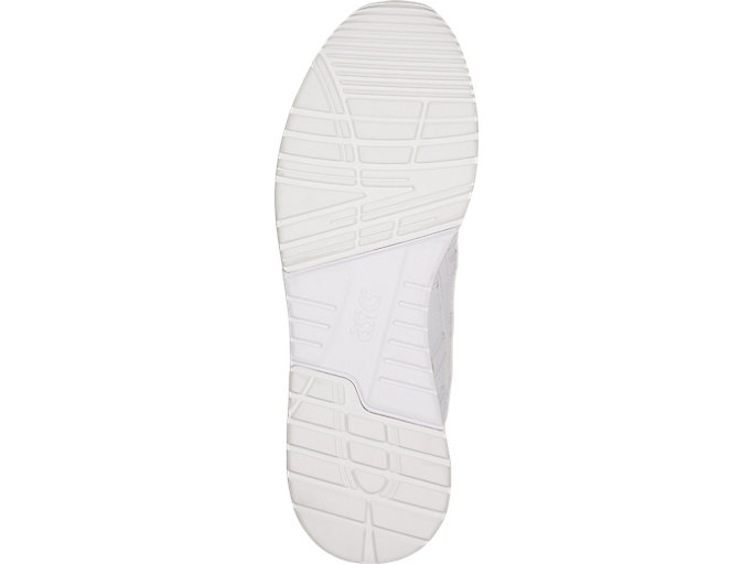 Bottom view of GELSAGA SOU, WHITE/WHITE