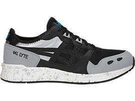 Right side view of HyperGEL-LYTE, BLACK/BLACK
