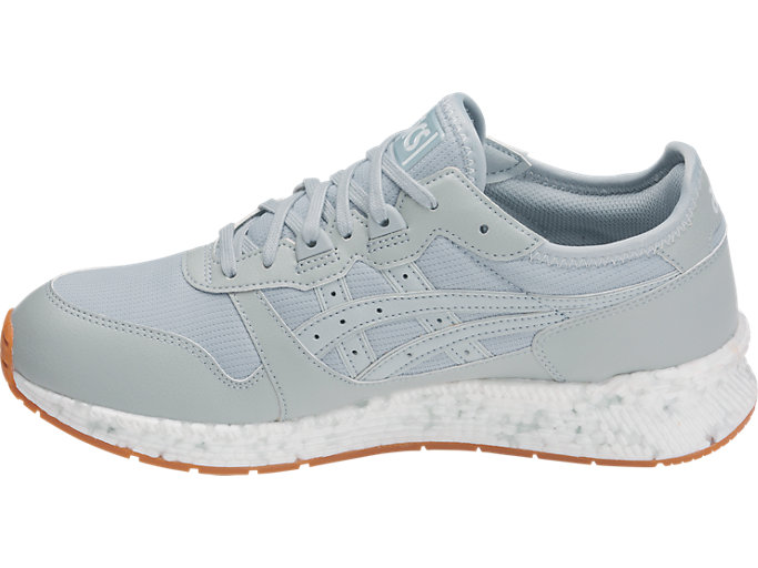 Left side view of HyperGEL-LYTE, MID GREY/MID GREY