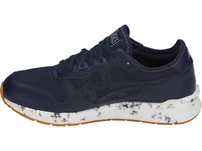 Left side view of HyperGEL-LYTE, MIDNIGHT/MIDNIGHT