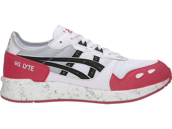 Right side view of HyperGEL-LYTE, WHITE/ROUGE