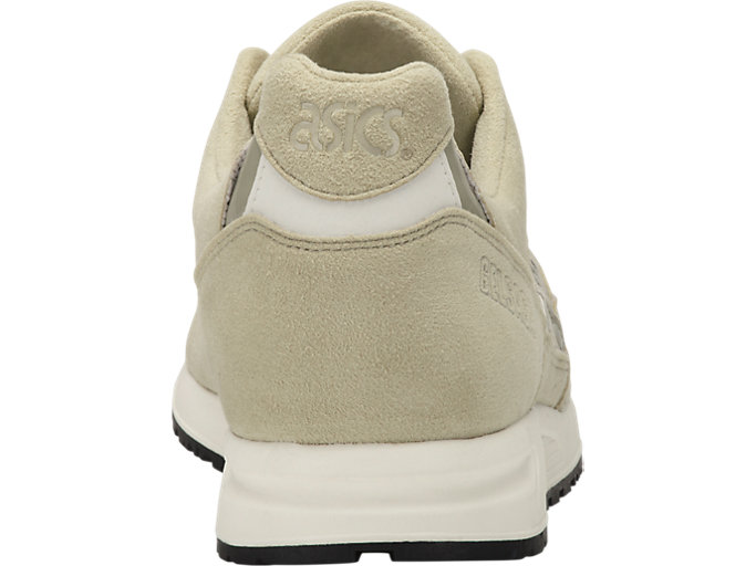 Back view of GEL-SAGA, KHAKI/KHAKI