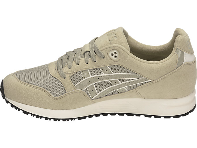 Left side view of GEL-SAGA, KHAKI/KHAKI