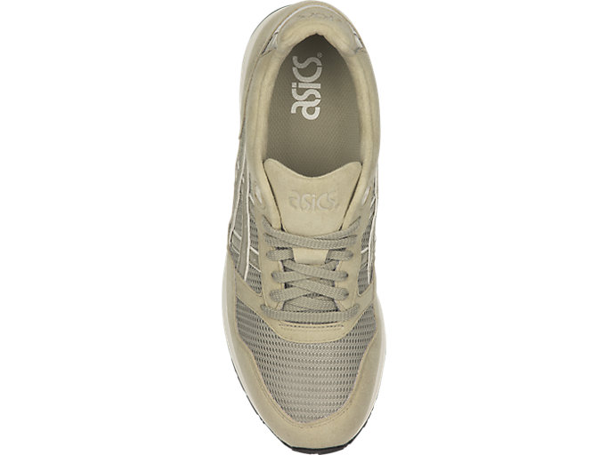Top view of GEL-SAGA, KHAKI/KHAKI
