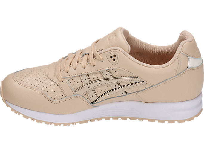 Left side view of GEL-SAGA, BEIGE/BEIGE