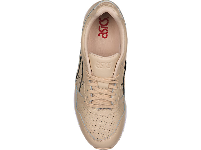 Top view of GEL-SAGA, BEIGE/BEIGE