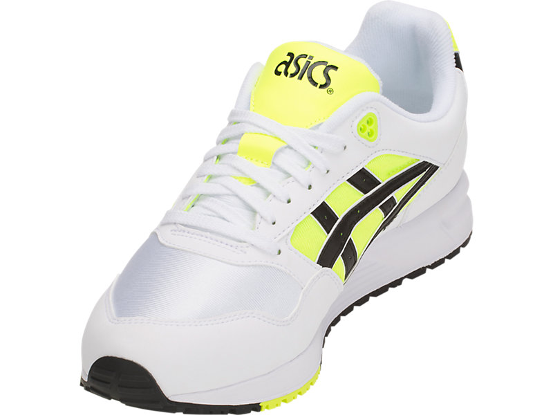 GEL-SAGA SAFETY YELLOW/BLACK 9 FL